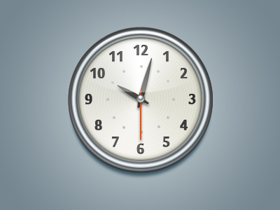 Clock by Neora