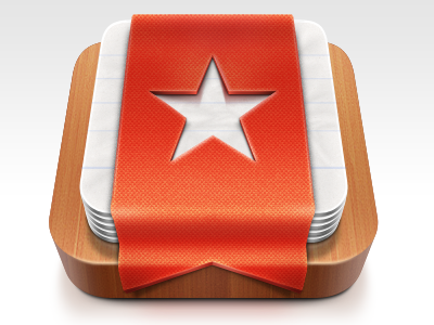 wunderlist icon1 40 Highly Detailed Mac Icons