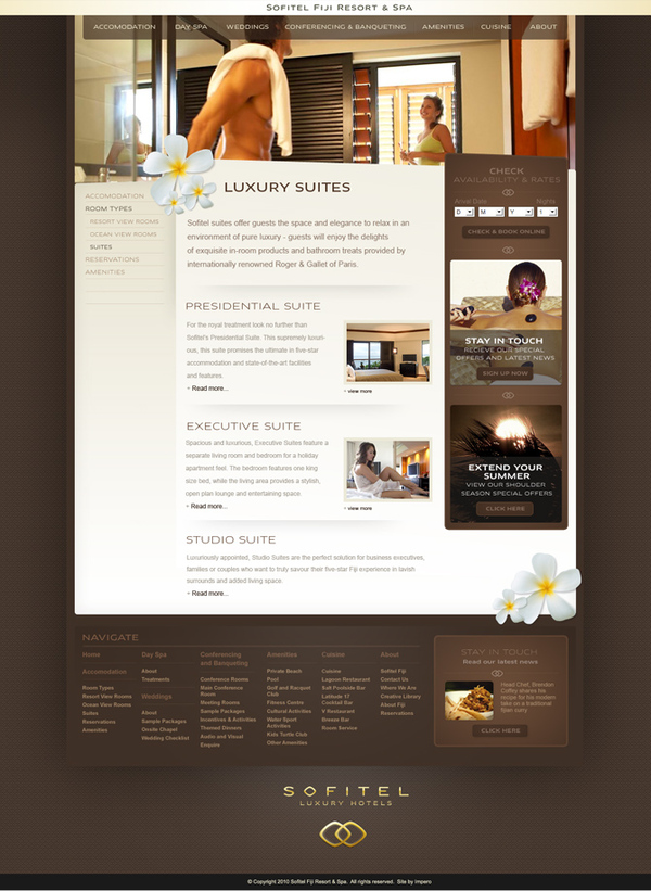 08b2b8f8ec387d70c0a3be03f586655c1 20 Interestingly Designed Wellness Resort Websites
