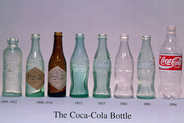 coca cola bottle Iconic Design: Lomography to Arne Jacobsen Chair
