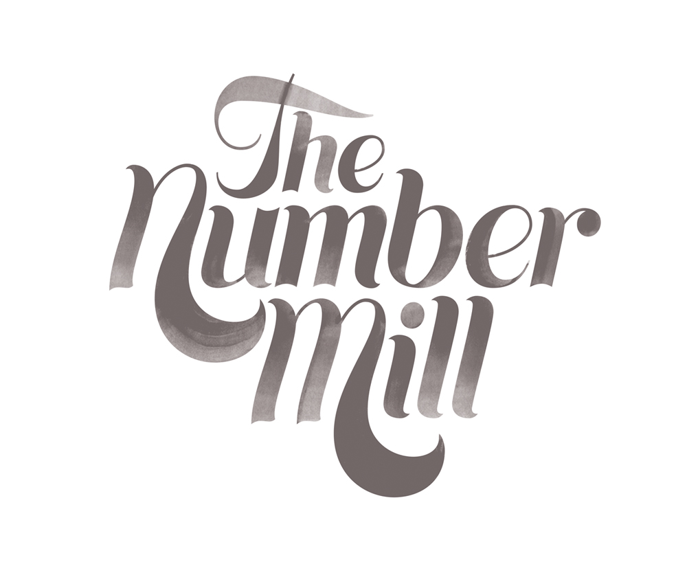 number mill image 021 Breakout Lettering Crafted by Erik Marinovich