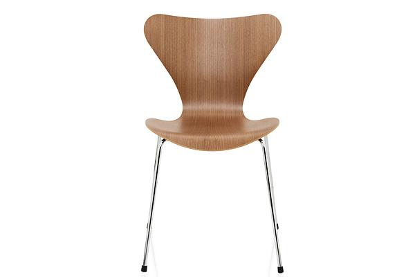 series 7 chair Iconic Design: Lomography to Arne Jacobsen Chair